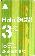 Nutzung des Hola BCN-Tickets